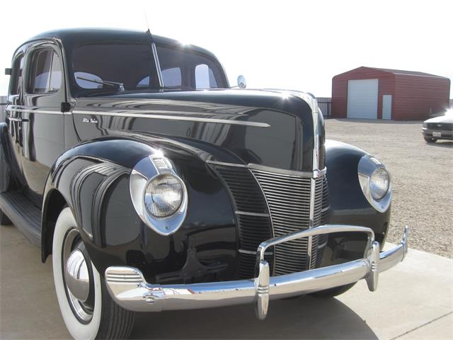 Picture of '40 4-Dr Sedan - PPFS