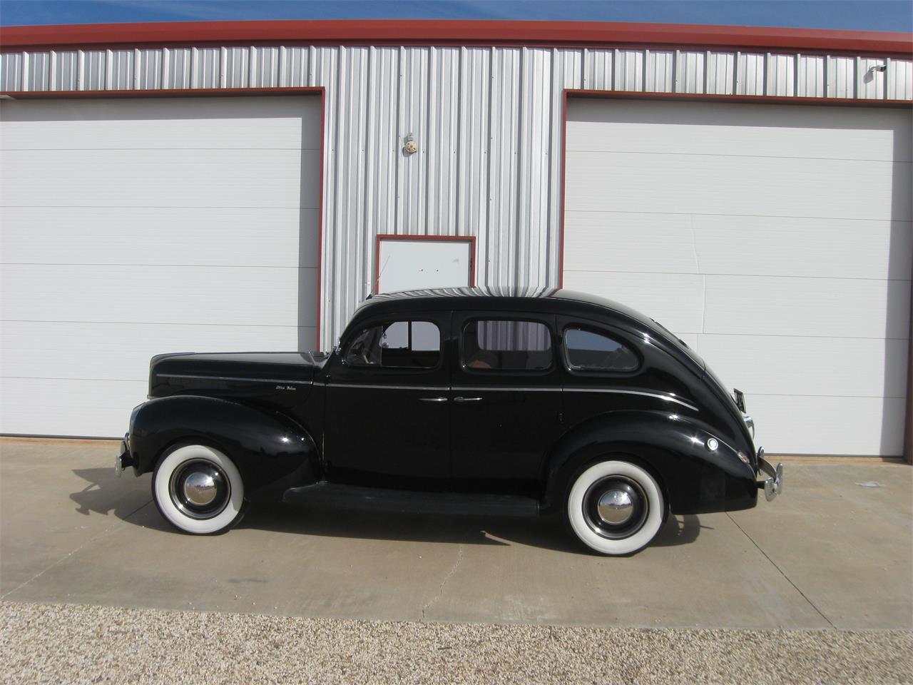 Large Picture of '40 4-Dr Sedan - PPFS