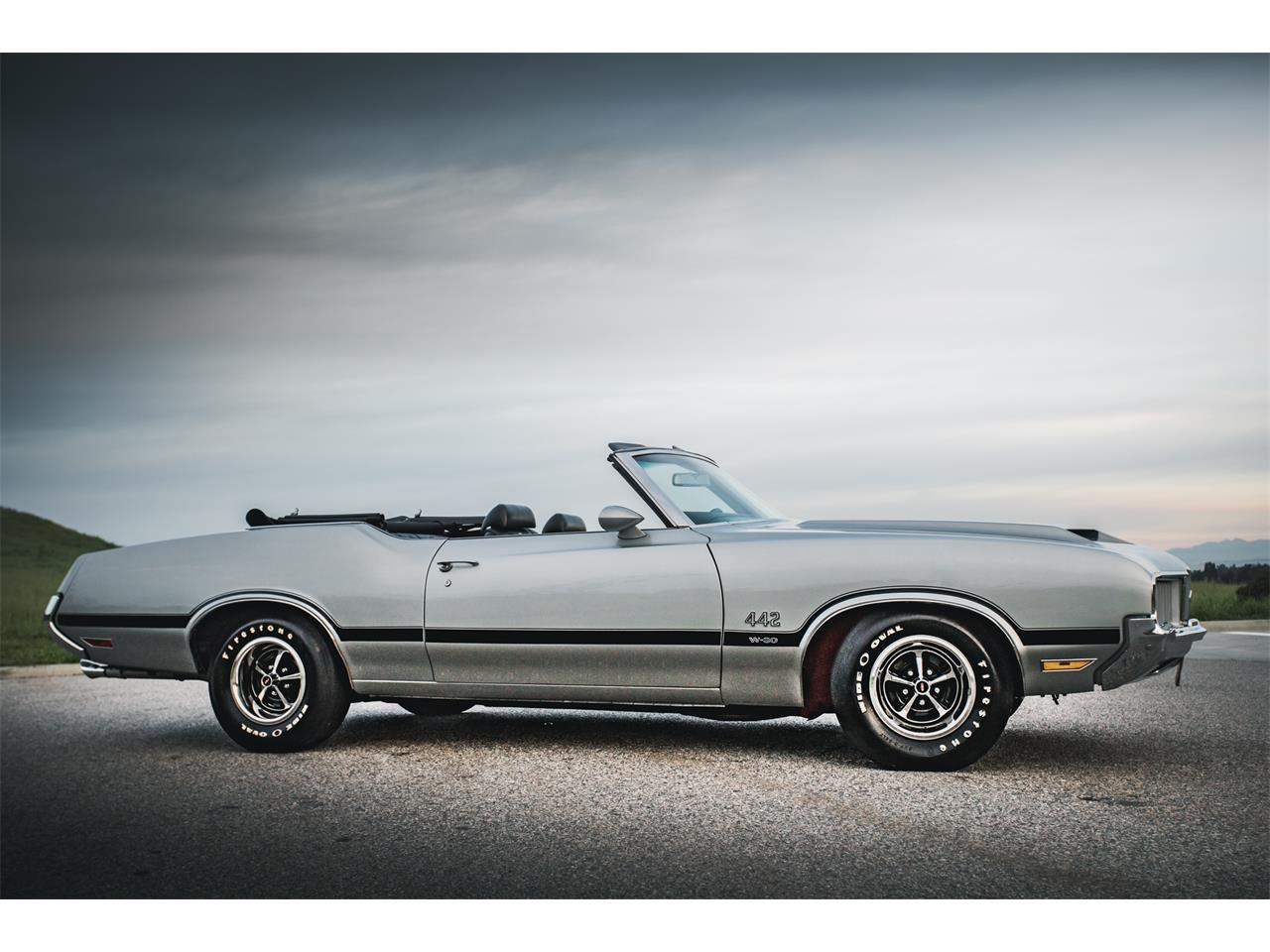 Large Picture of Classic 1970 Oldsmobile 442 W-30 - $159,900.00 - PPFT