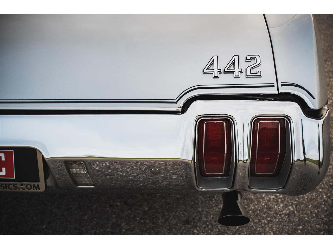 Large Picture of '70 442 W-30 - PPFT