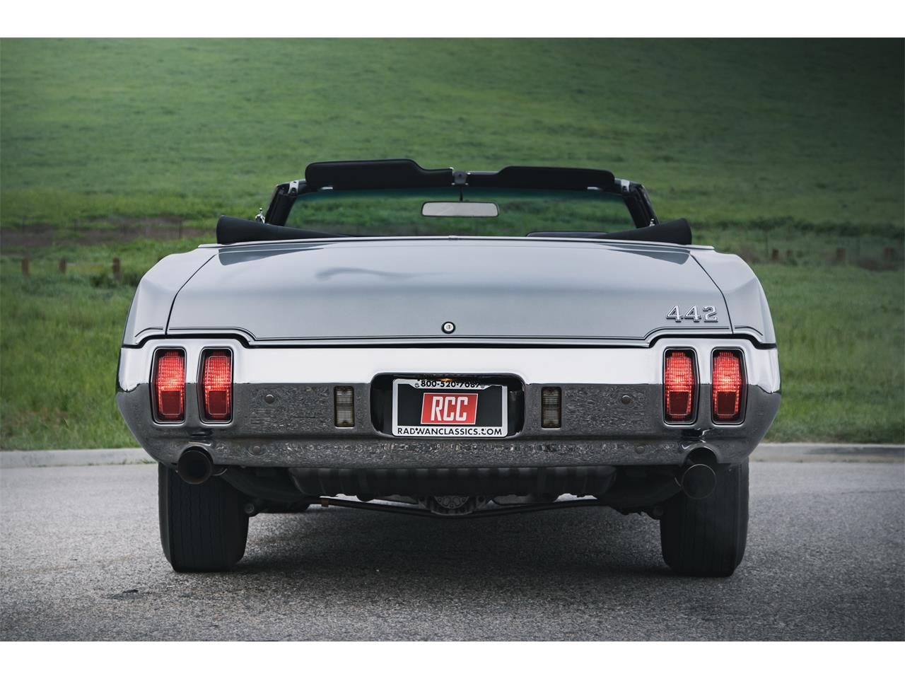 Large Picture of Classic 1970 Oldsmobile 442 W-30 - PPFT