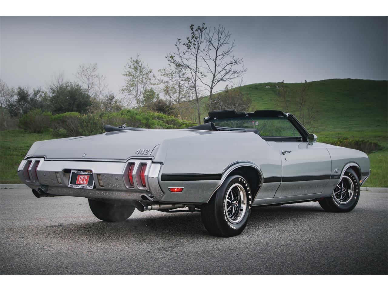 Large Picture of Classic '70 Oldsmobile 442 W-30 Offered by Radwan Classic Cars - PPFT