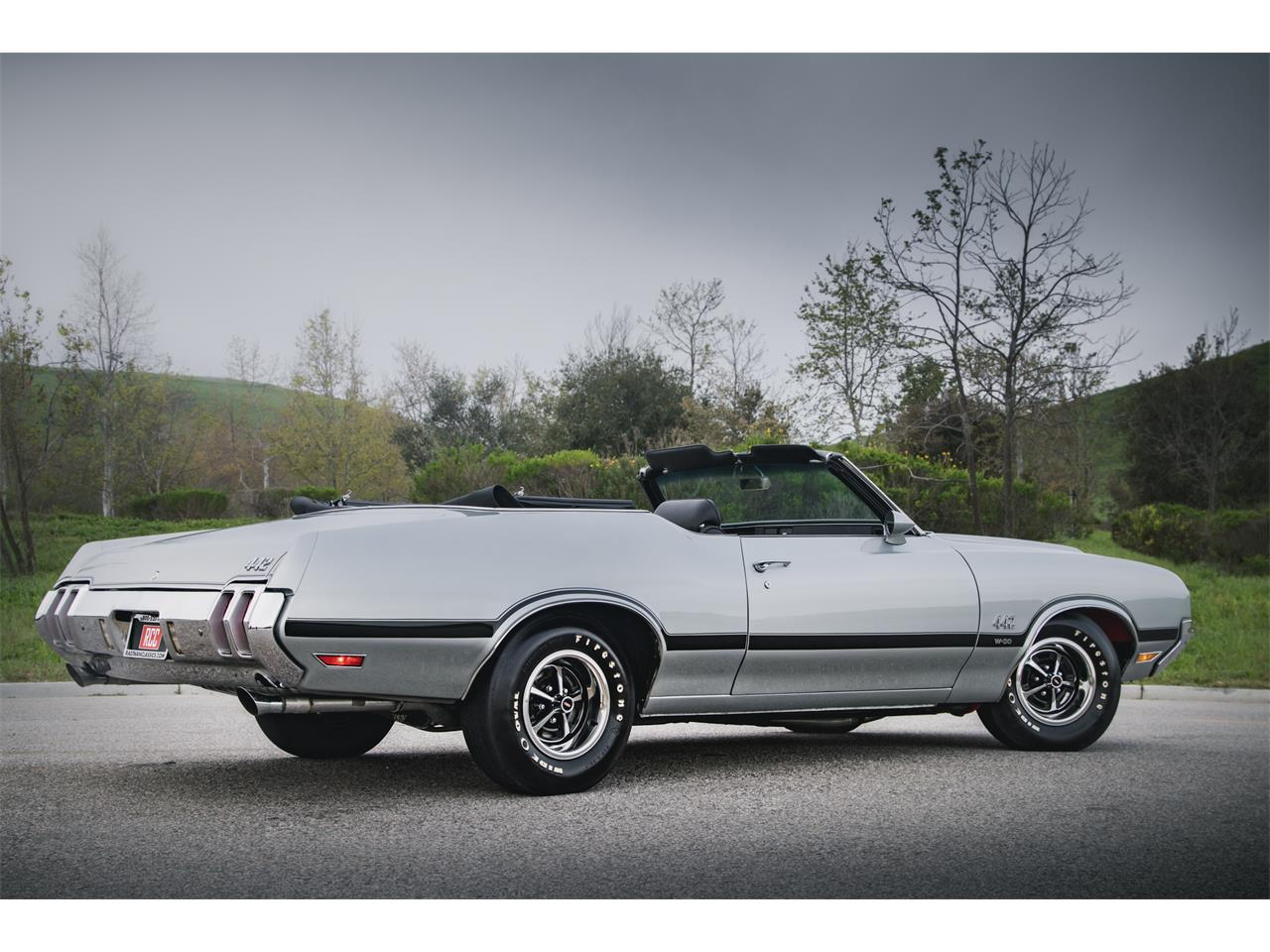 Large Picture of '70 Oldsmobile 442 W-30 located in California - $159,900.00 Offered by Radwan Classic Cars - PPFT