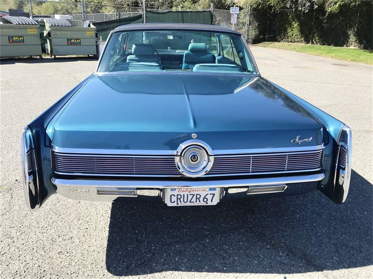 Large Picture of '67 Imperial - PPFZ
