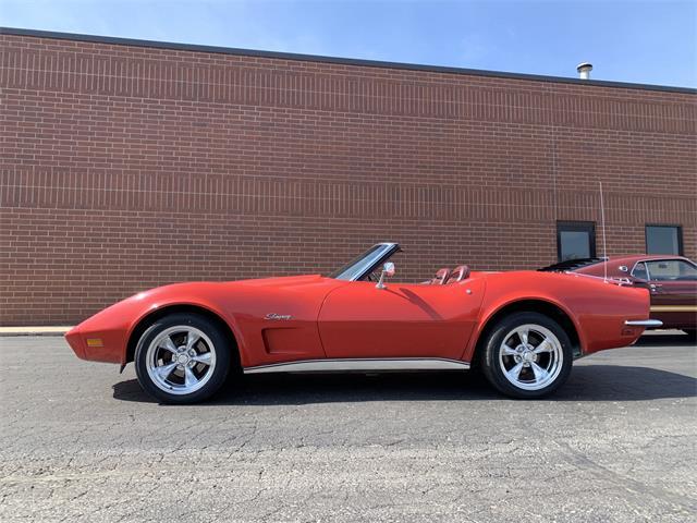 Picture of '73 Corvette - PPG9