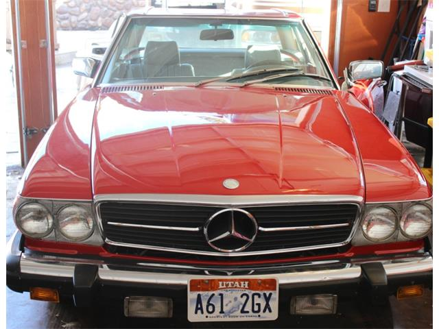 Picture of '85 380SL - PPGC