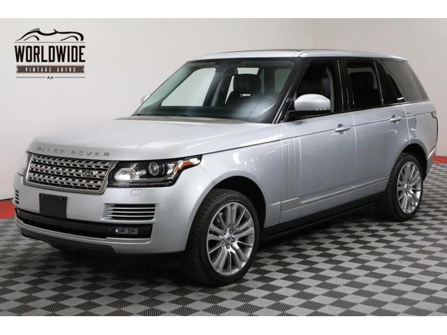 Picture of '14 Range Rover - PPGM