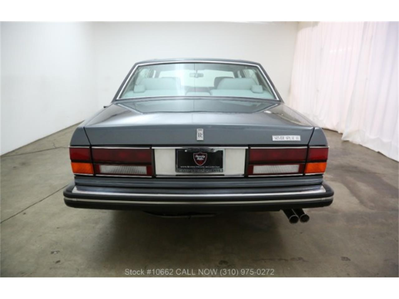 Large Picture of '94 Silver Spur III - PPGT
