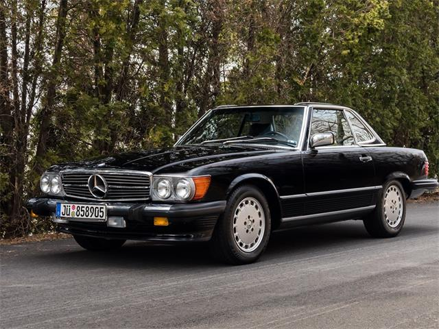 Picture of '89 560SL - PPH4