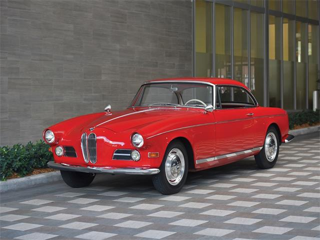 Picture of 1957 BMW 503 Coupe located in Fort Lauderdale Florida Auction Vehicle Offered by  - PIXQ