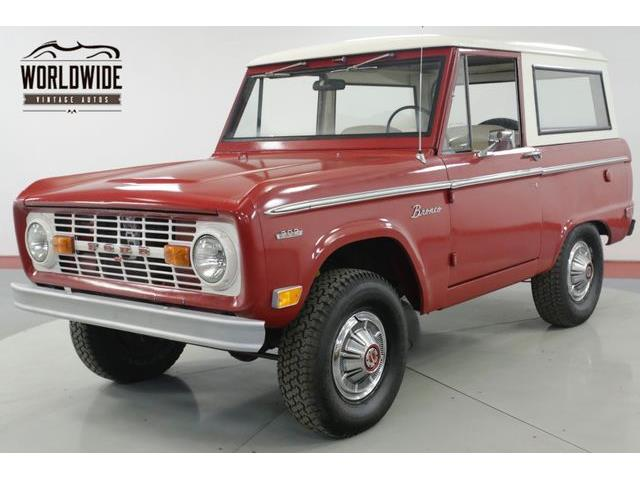 Picture of '69 Bronco - PPHG