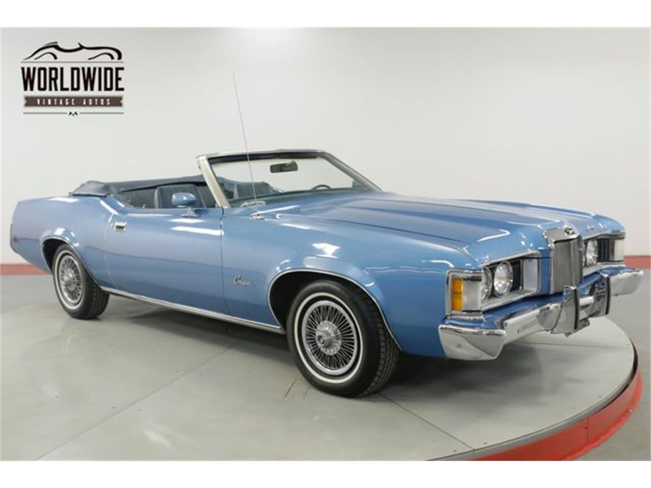 Large Picture of '73 Mercury Cougar located in Colorado - PPHY