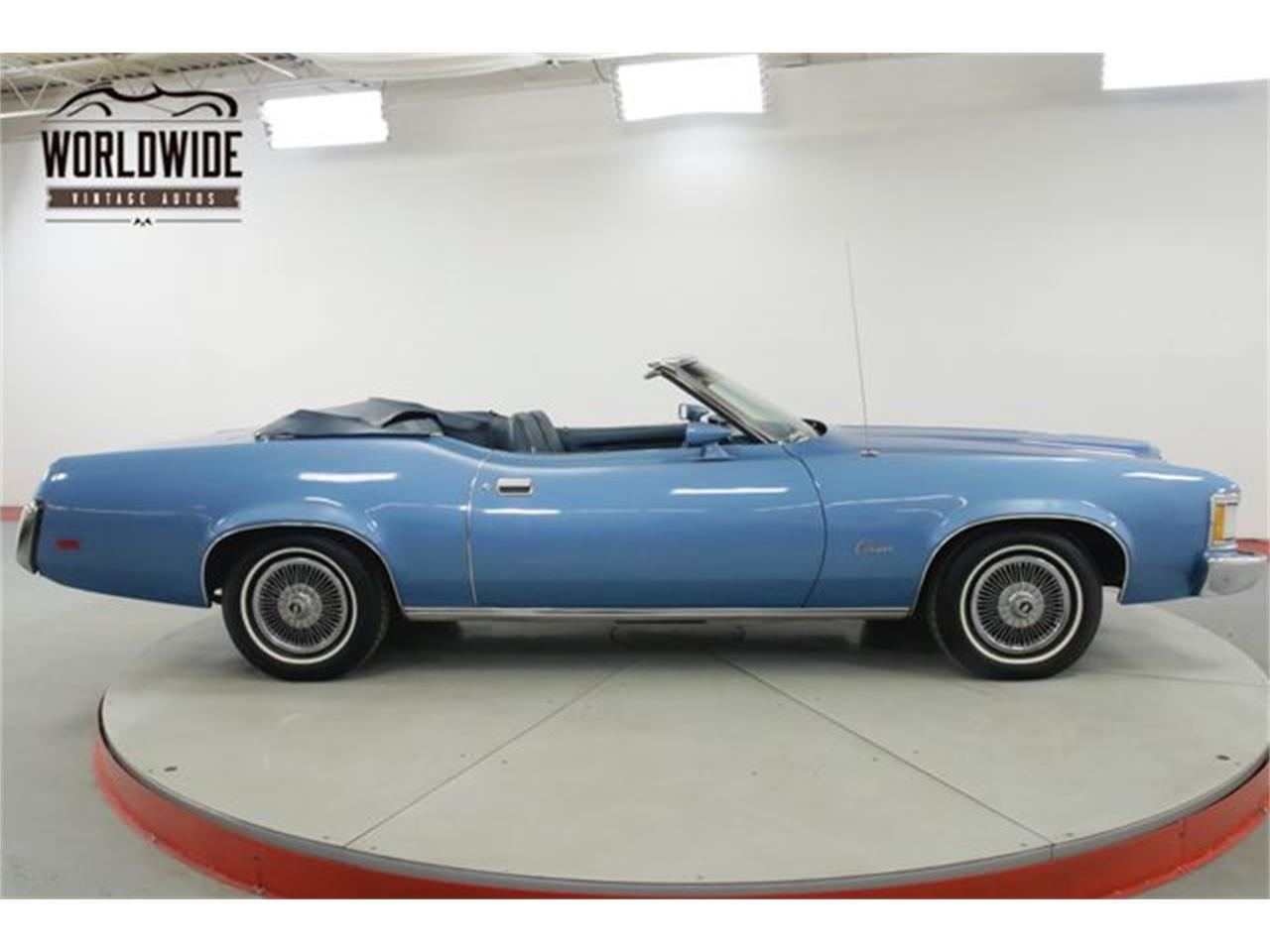 Large Picture of Classic 1973 Mercury Cougar - PPHY