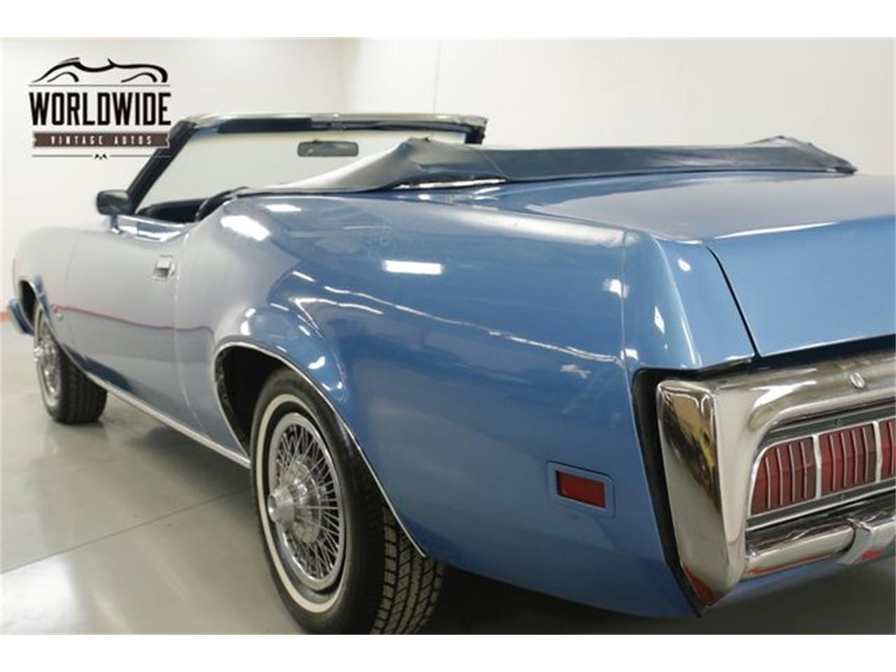 Large Picture of '73 Cougar Offered by Worldwide Vintage Autos - PPHY