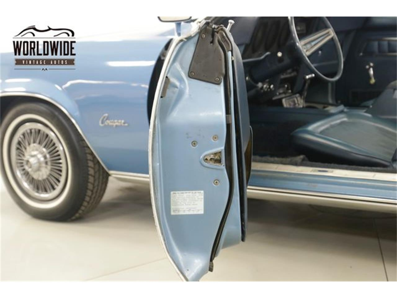 Large Picture of 1973 Mercury Cougar - $13,900.00 Offered by Worldwide Vintage Autos - PPHY