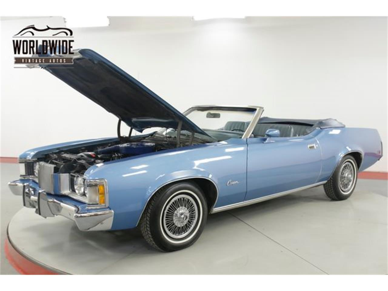 Large Picture of 1973 Cougar Offered by Worldwide Vintage Autos - PPHY