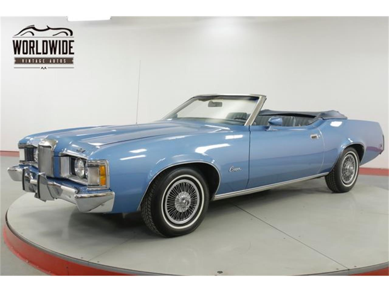 Large Picture of Classic 1973 Cougar located in Denver  Colorado - PPHY