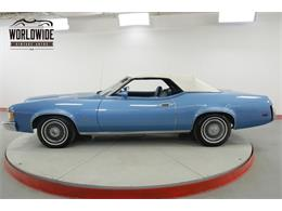 Picture of Classic 1973 Cougar - $13,900.00 Offered by Worldwide Vintage Autos - PPHY