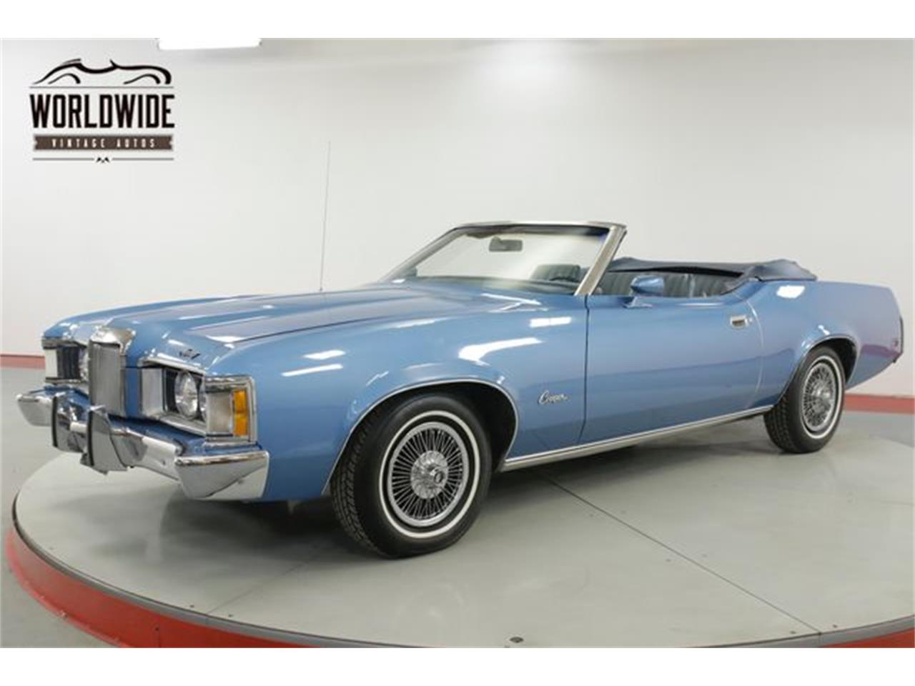 Large Picture of '73 Cougar located in Colorado - $13,900.00 Offered by Worldwide Vintage Autos - PPHY