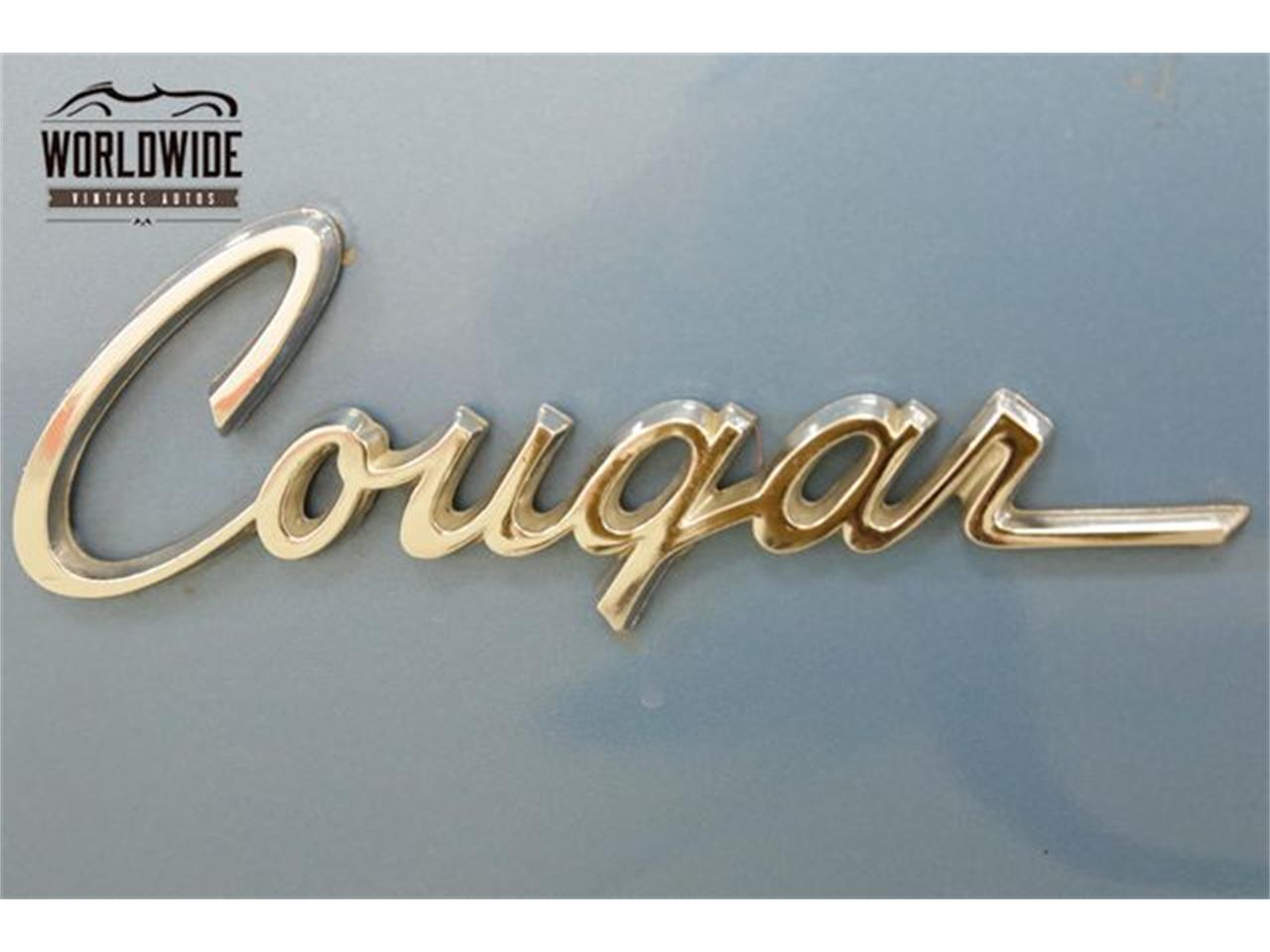 Large Picture of Classic 1973 Mercury Cougar - $13,900.00 - PPHY