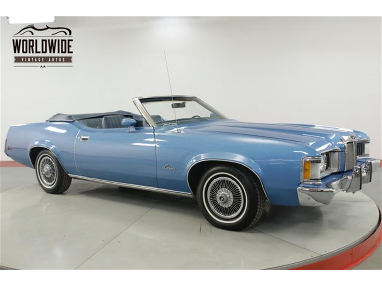 Large Picture of 1973 Mercury Cougar Offered by Worldwide Vintage Autos - PPHY