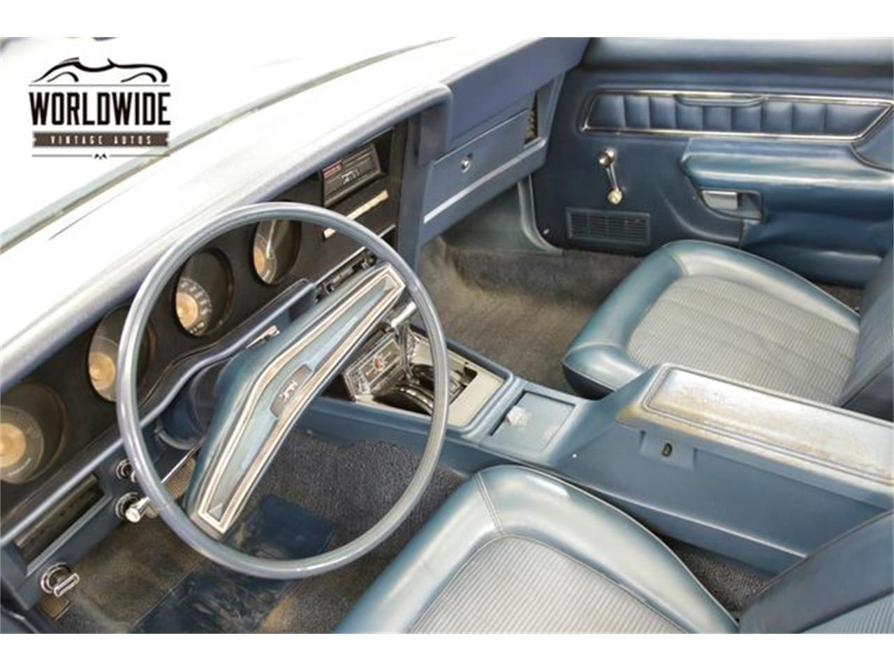 Large Picture of 1973 Mercury Cougar located in Denver  Colorado - $13,900.00 Offered by Worldwide Vintage Autos - PPHY