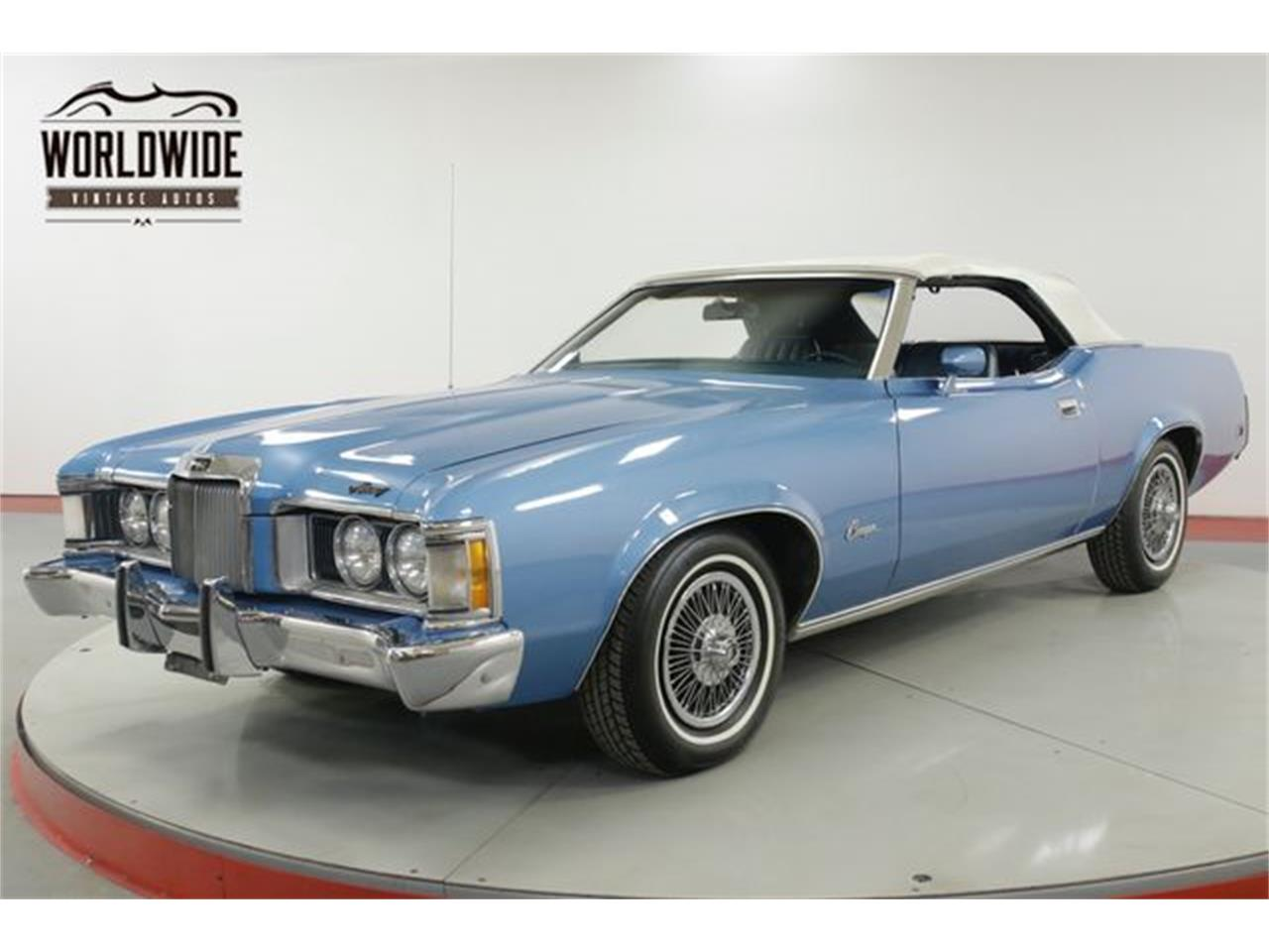 Large Picture of Classic 1973 Cougar located in Colorado - $13,900.00 - PPHY