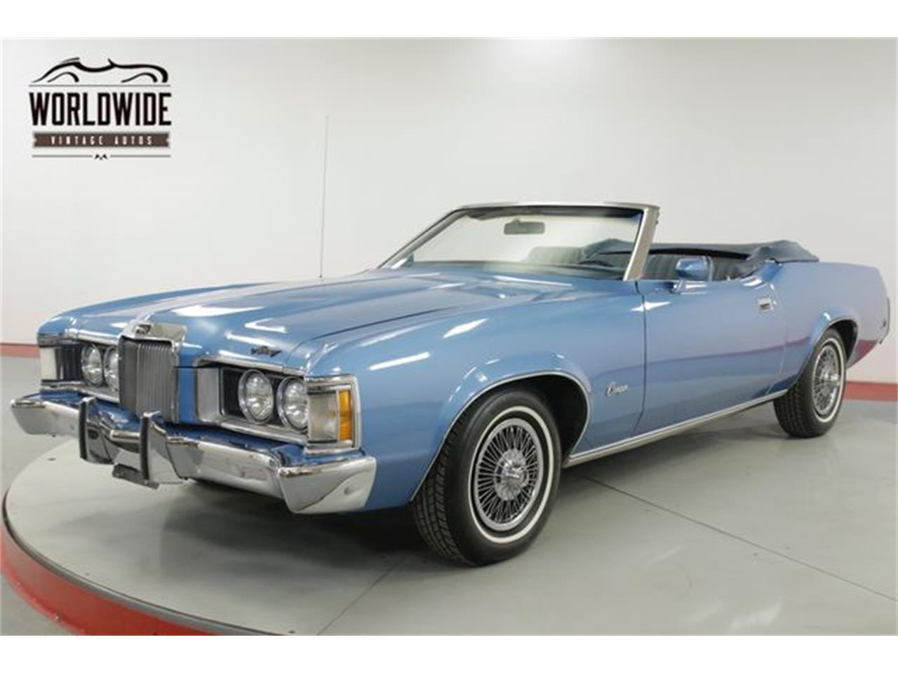 Large Picture of Classic '73 Cougar located in Denver  Colorado Offered by Worldwide Vintage Autos - PPHY