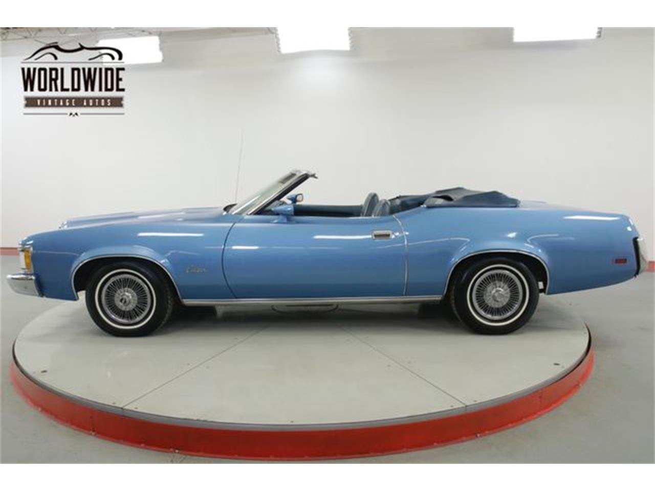 Large Picture of Classic 1973 Mercury Cougar located in Colorado Offered by Worldwide Vintage Autos - PPHY
