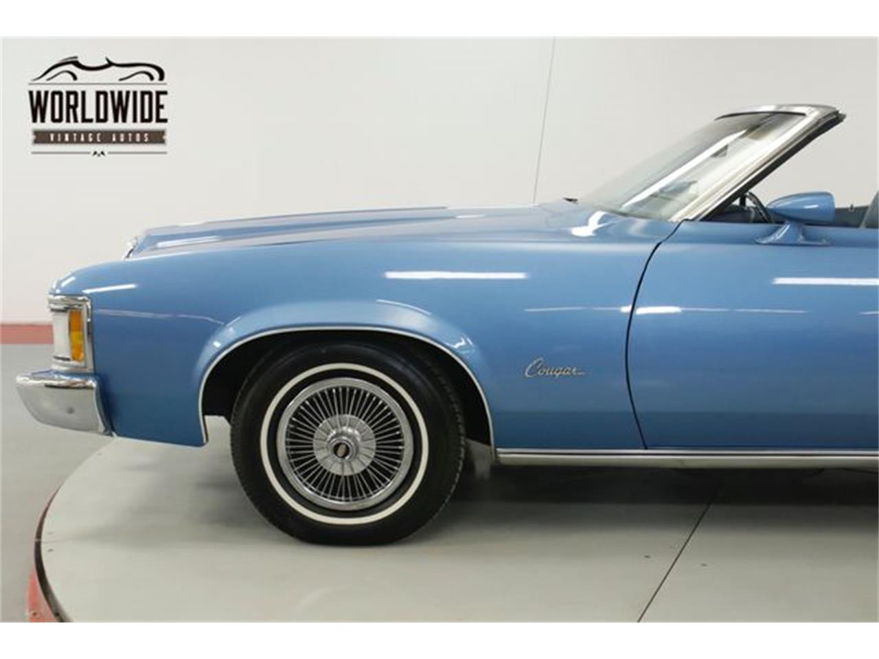 Large Picture of Classic '73 Mercury Cougar located in Denver  Colorado - $13,900.00 - PPHY