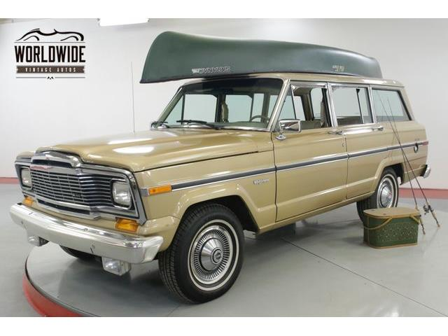 Picture of '84 Wagoneer - PPHZ