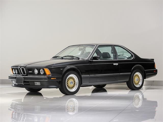 Picture of '88 BMW M6 located in Fort Lauderdale Florida - PIXT