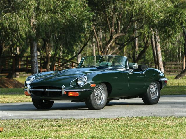 Picture of Classic '69 E-Type Series 2 42-Litre Roadster located in Fort Lauderdale Florida Auction Vehicle - PIXU