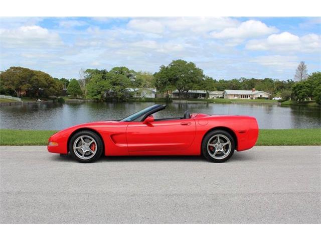 Picture of '02 Corvette - PPIN