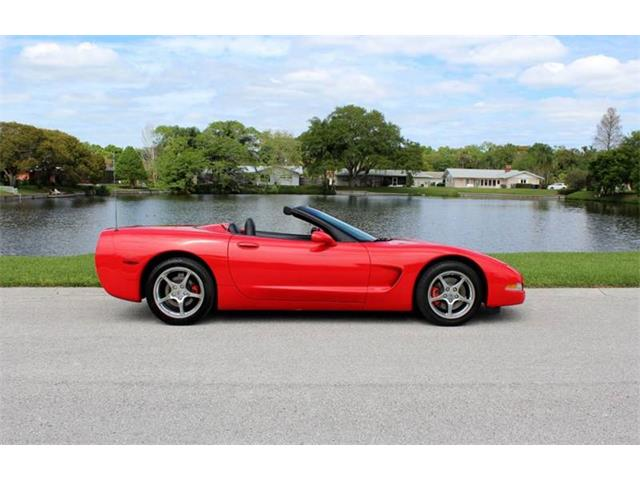 Picture of '02 Corvette - PPIN