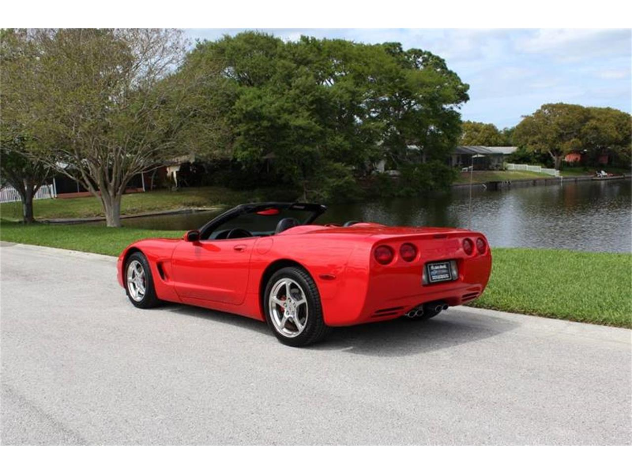 Large Picture of '02 Corvette - PPIN