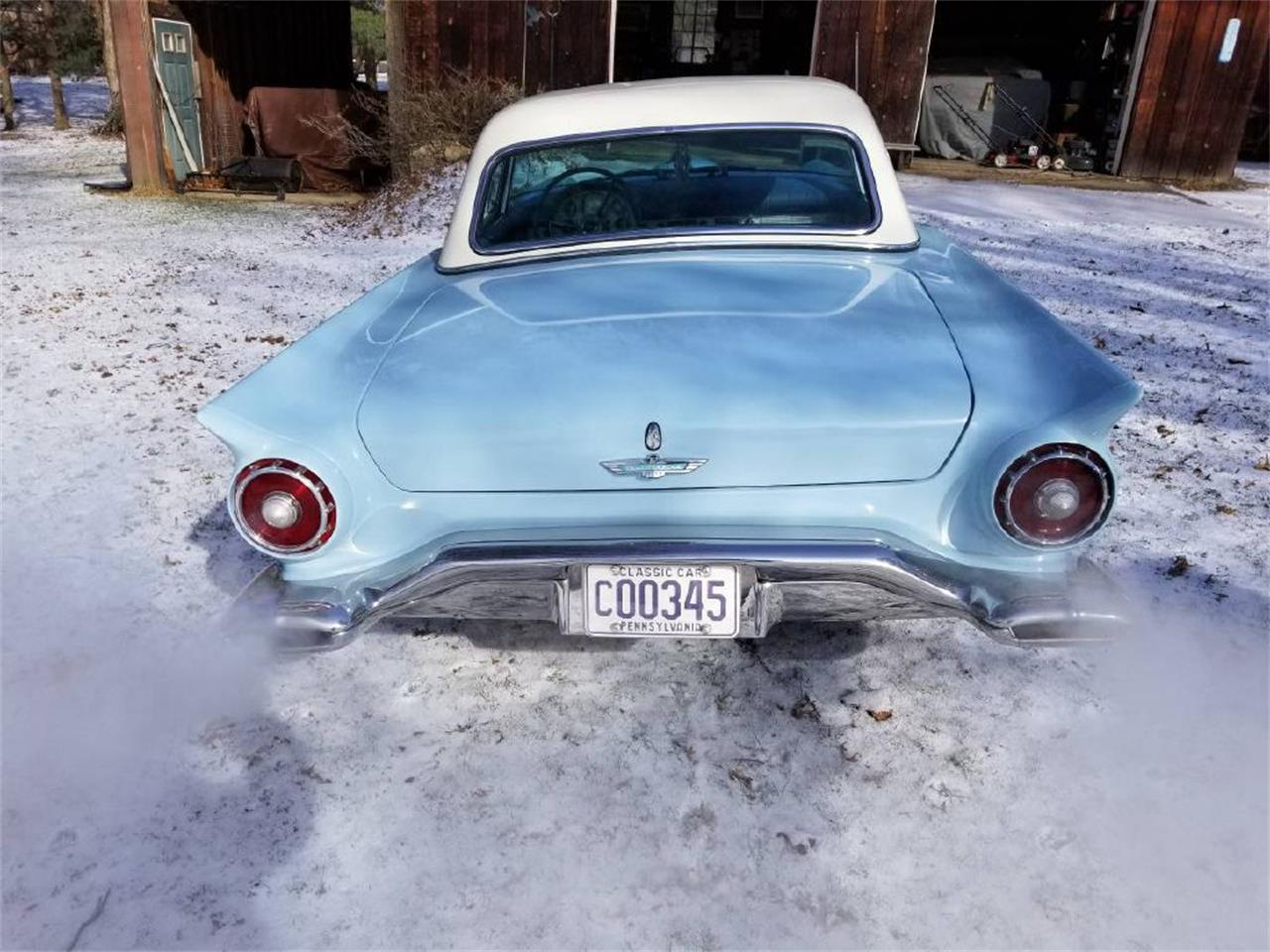 Large Picture of '57 Thunderbird - PPIS