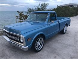 Picture of Classic 1970 Chevrolet C10 located in Milford City Connecticut - $39,000.00 Offered by Napoli Classics - PPJ3