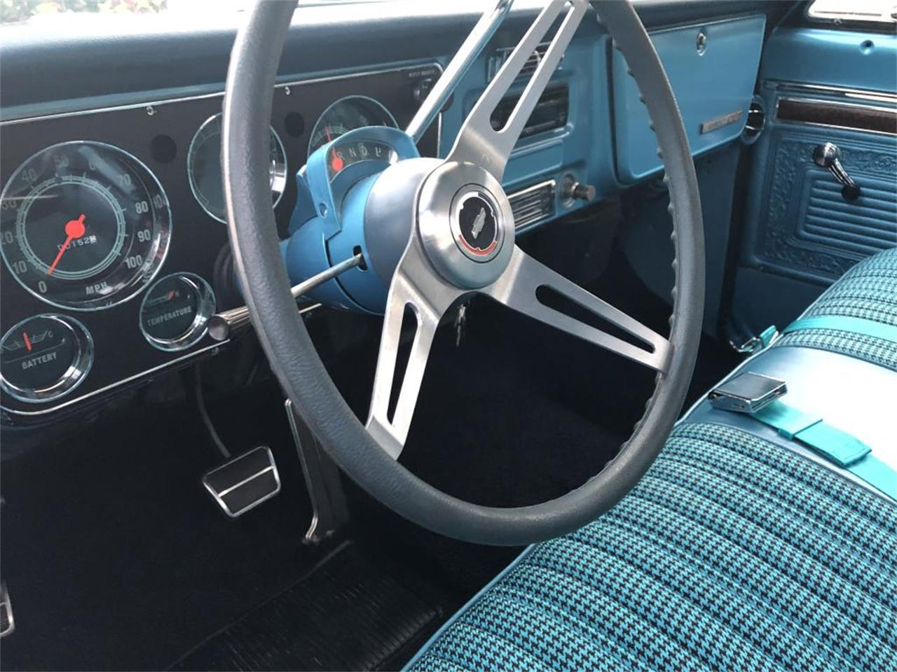 Large Picture of Classic 1970 Chevrolet C10 located in Connecticut Offered by Napoli Classics - PPJ3