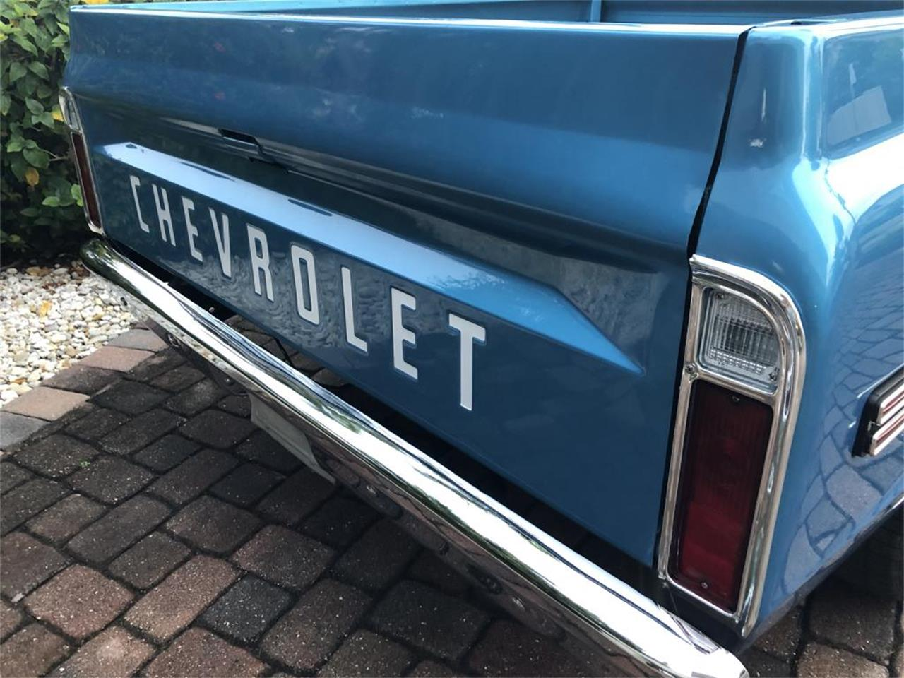 Large Picture of '70 Chevrolet C10 located in Connecticut Offered by Napoli Classics - PPJ3