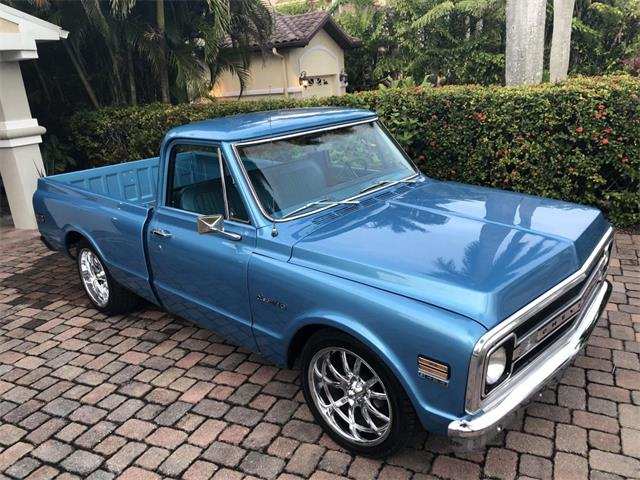 Picture of '70 Chevrolet C10 located in Milford City Connecticut - PPJ3