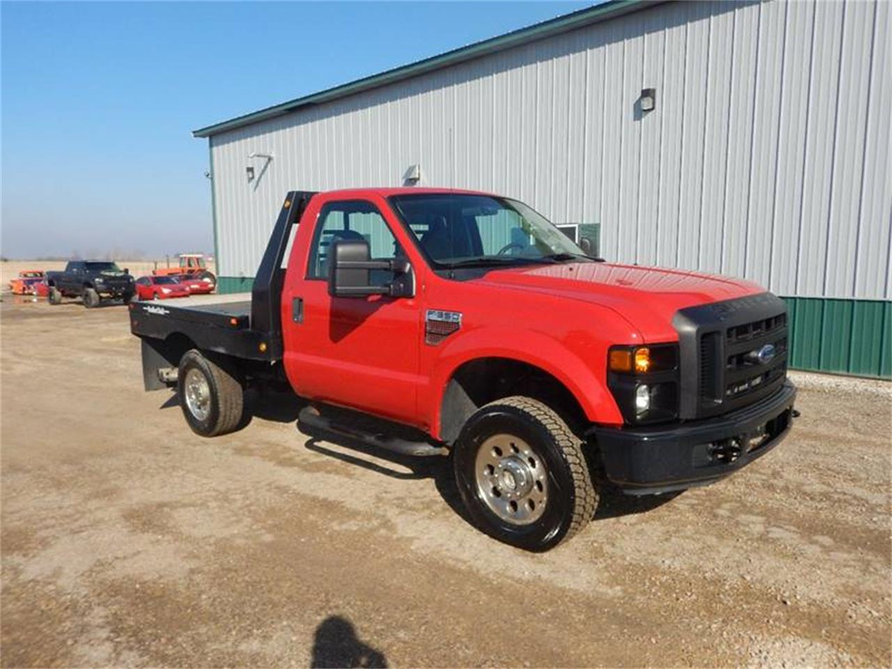 Large Picture of 2008 Ford F350 - $15,995.00 Offered by Kinion Auto Sales & Service - PPJ5