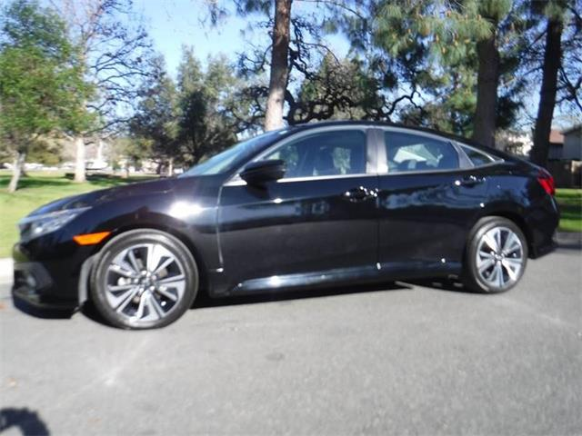Picture of 2016 Civic located in California - $19,995.00 Offered by  - PPJF