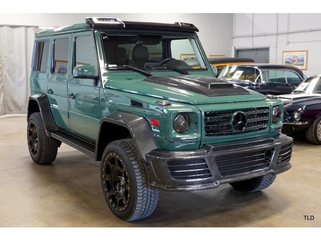 Picture of 2017 Mercedes-Benz G-Class Offered by  - PPKD