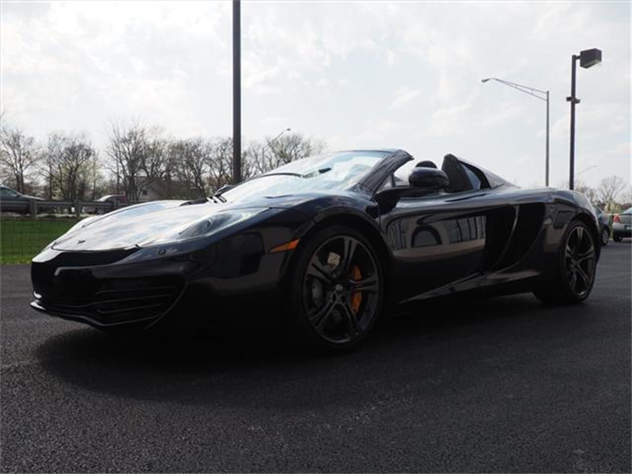 Large Picture of '13 MP4-12C - PPKQ