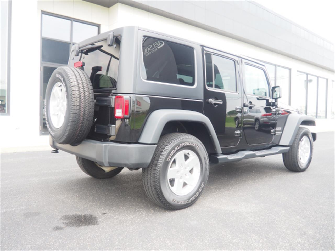 Large Picture of 2015 Jeep Wrangler located in Ohio - $27,999.00 - PPKT