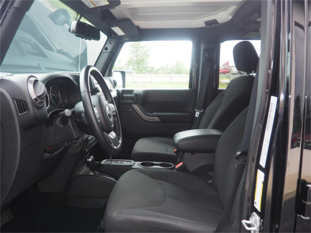 Large Picture of 2015 Jeep Wrangler located in Marysville Ohio - $27,999.00 Offered by Nelson Automotive, Ltd. - PPKT