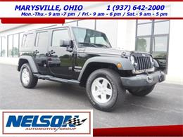 Picture of 2015 Wrangler located in Marysville Ohio - $27,999.00 Offered by Nelson Automotive, Ltd. - PPKT