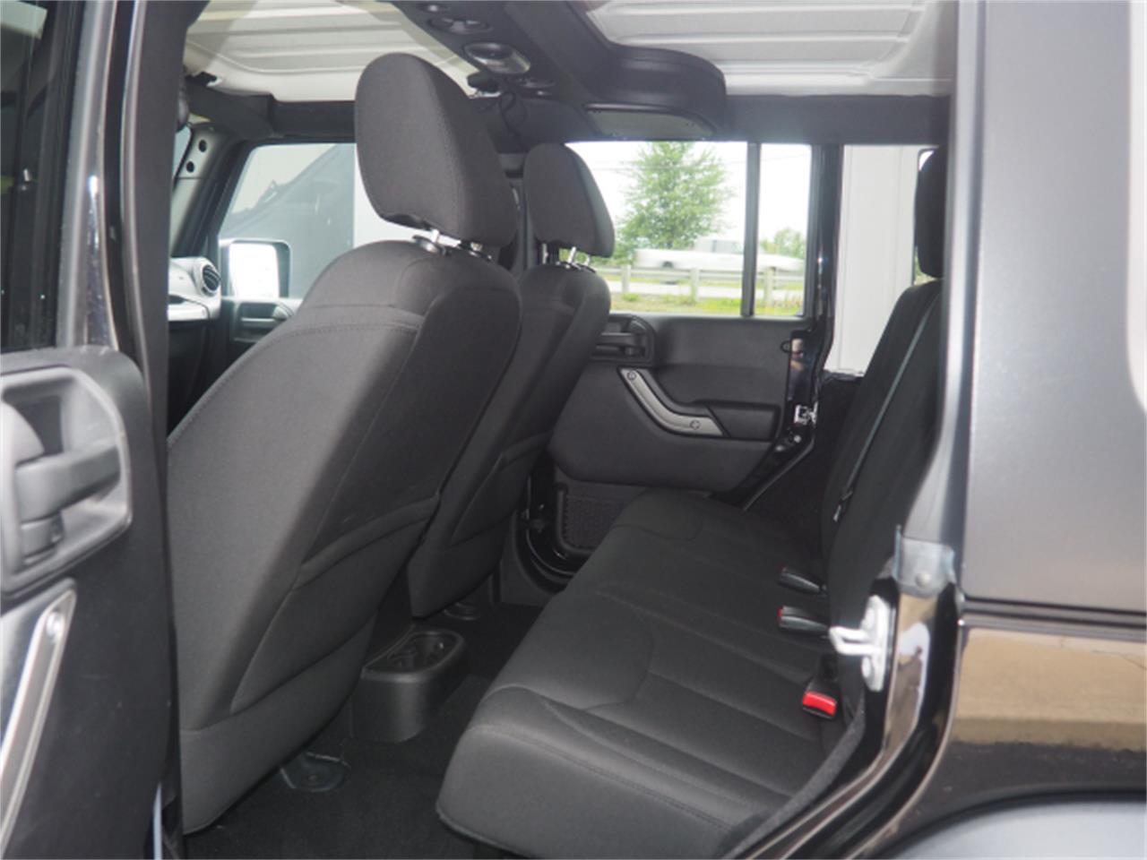 Large Picture of 2015 Wrangler located in Ohio - $27,999.00 Offered by Nelson Automotive, Ltd. - PPKT