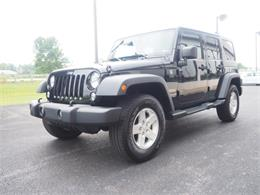 Picture of 2015 Jeep Wrangler located in Marysville Ohio Offered by Nelson Automotive, Ltd. - PPKT